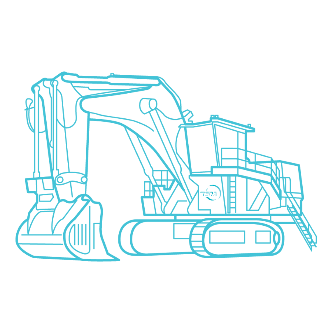 RIIMPO301E Conduct Hydraulic Excavator Operations--